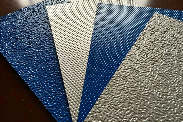 3mm stucco embossed sheet