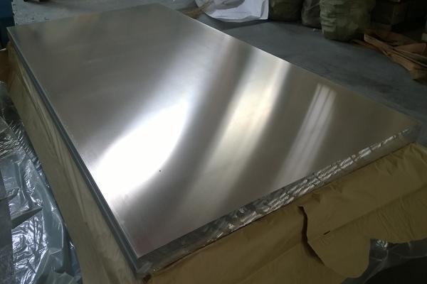 6 mm aluminium sheet