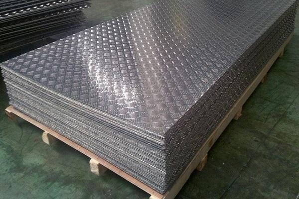 Alu checkered plate 1100