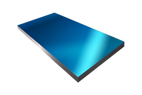 aluminum sheet with pvc films