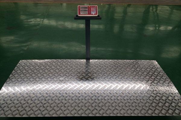 aluminum tread plate 0.8mm