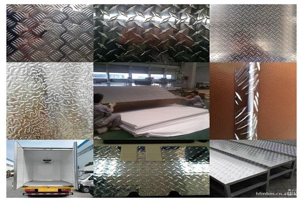 polishing aluminum diamond plate