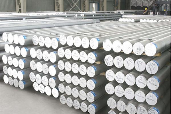 Aluminum bar 6082