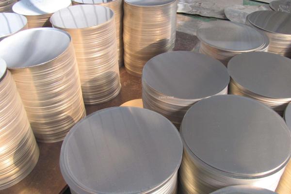 Aluminum disc 1060