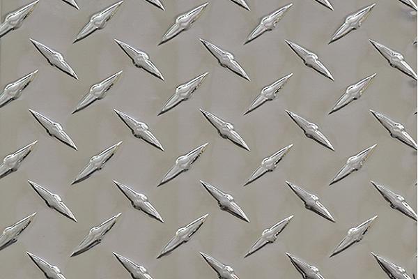 aluminum tread plate 1 bar